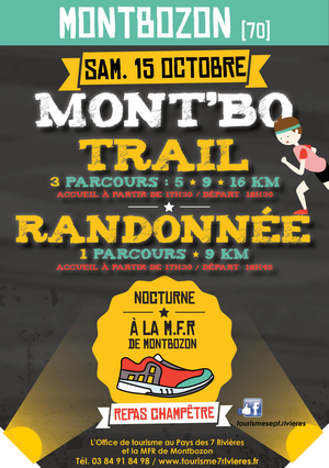 1affiche TRAIL MONTBOZON 15 10
